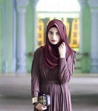Hijab H01030