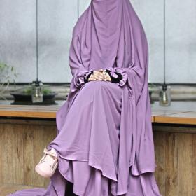 Khimar K0107